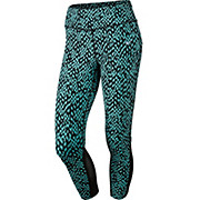 Nike Womens Epic Lux Printed 3-4 Tights AW15